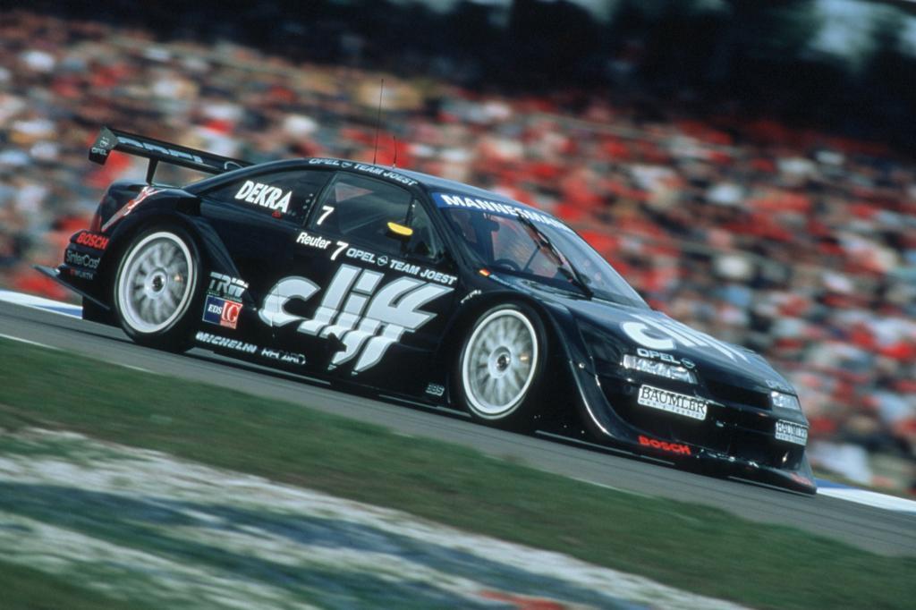 Opel Calibra am Hockenheimring 1996