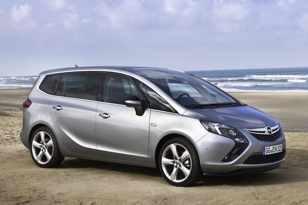 Opel Zafira Tourer - Neuer Diesel für den Kompakt-Van