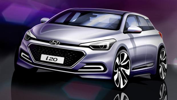 Paris 2014: Hyundai i20 feiert Weltpremiere