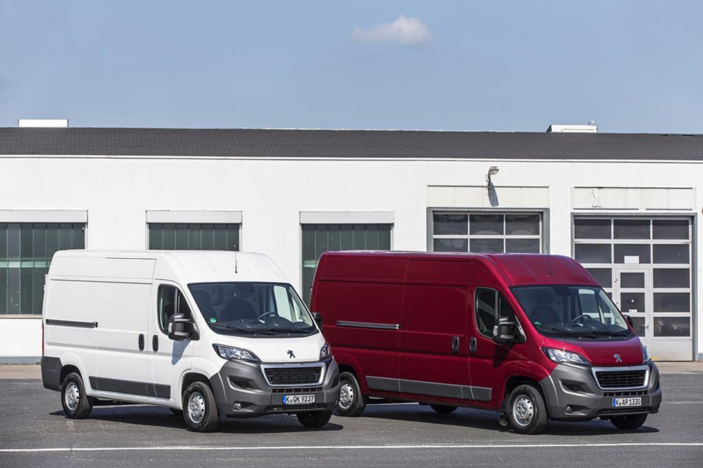 Peugeot: Mit dem neuen Boxer zur IAA