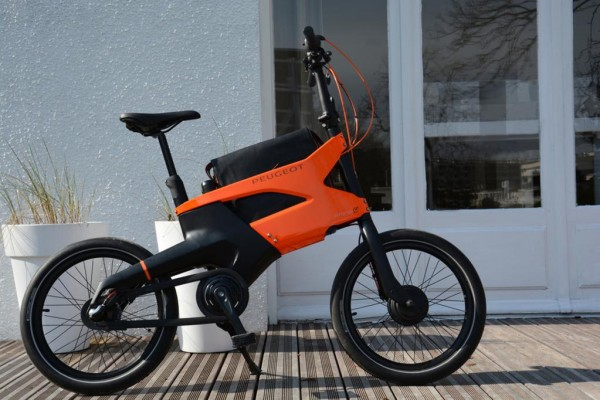 Peugeot setzt aufs Hybrid-Fahrrad