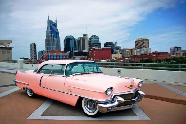 Pink Cadillac – Zeichen des Erfolgs