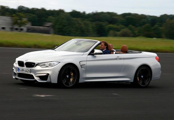 Pressepräsentation BMW M4 Cabrio: Die Sport-Familie ist komplett