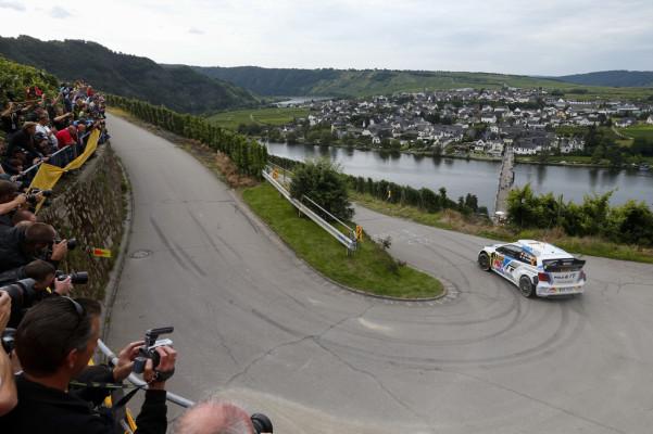 Rallye Deutschland: Rückschlag für den Weltmeister