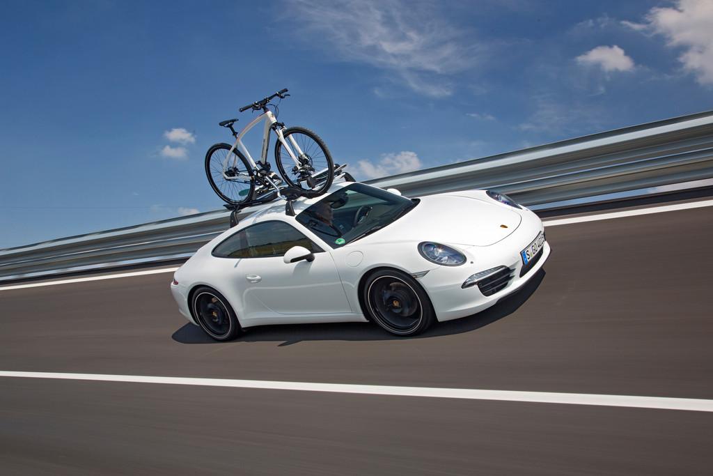 Reisezubehör für den Porsche 911