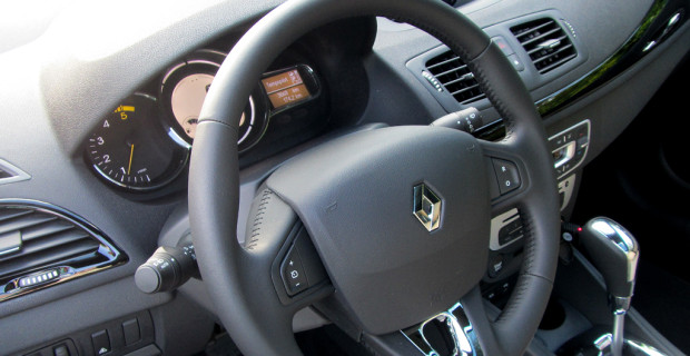 Auto im Alltag: Renault Mégane CC dCI 110 EDC