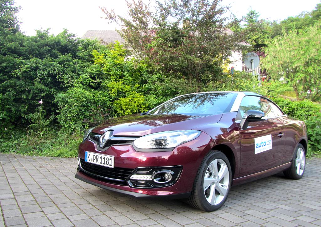 Renault Mégane CC: Insgesamt stehen zwei Benziner und zwei Diesel zur Wahl.