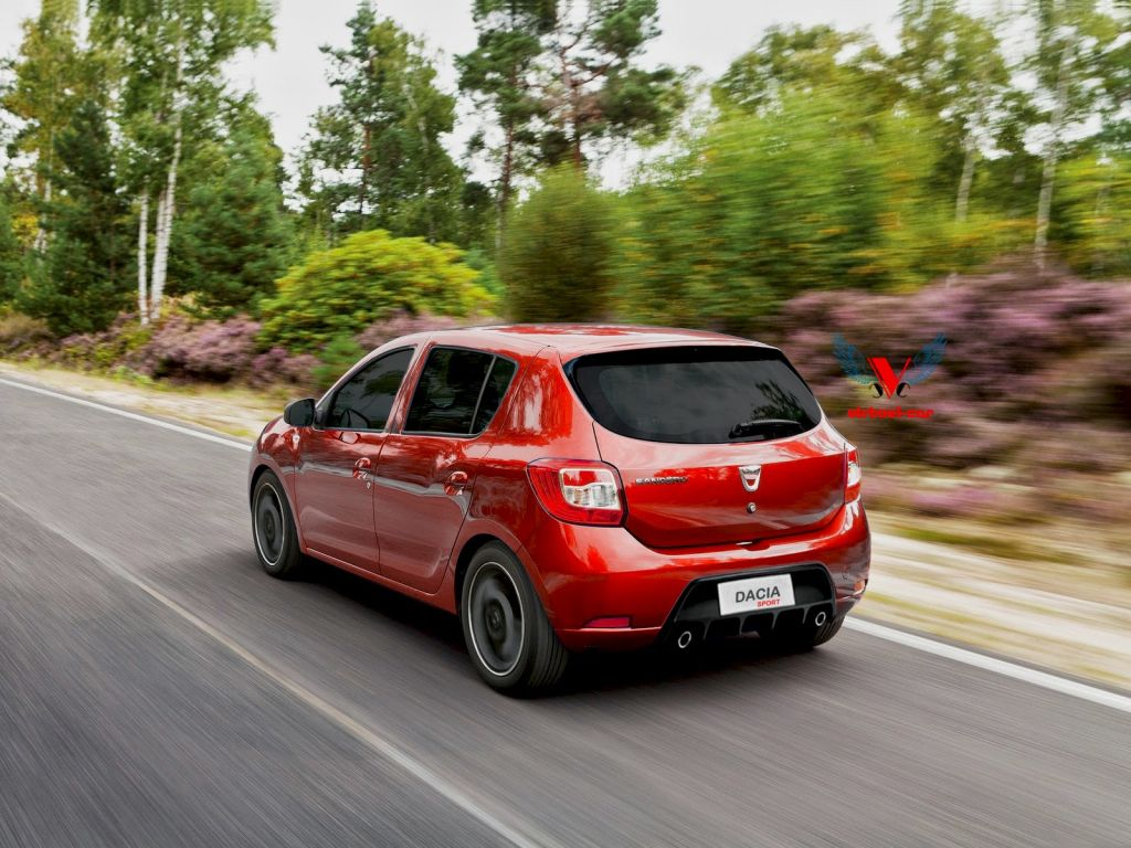 Dacia Sandero RS - Knallerbse zum Hammer-Preis