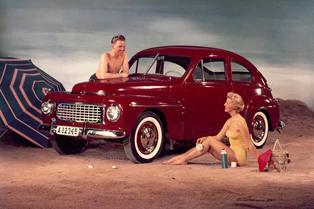 Schwede mit schnellem Rücken: Volvo PV444/PV544