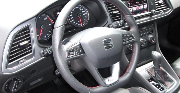 Auto im Alltag: Seat Leon ST 2.0 TDI FR