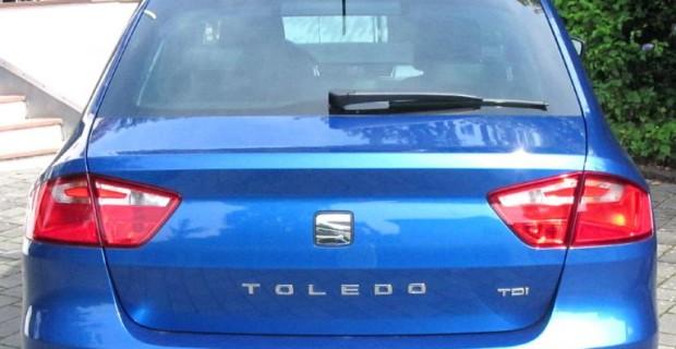 Auto im Alltag: Seat Toledo 1.6 TDI 4You