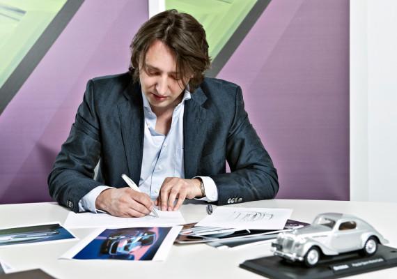 Skodas Chef-Designer zum Fabia: flacher, breiter, knackiger