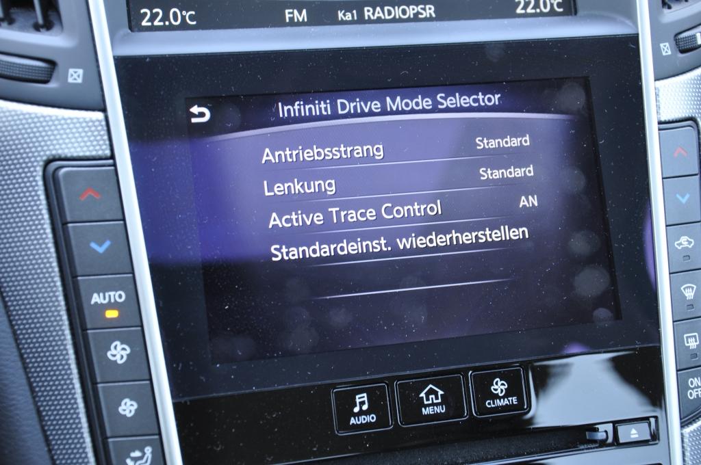 Test Infiniti Q50 2.2-D – Eine echt heisere Alternative