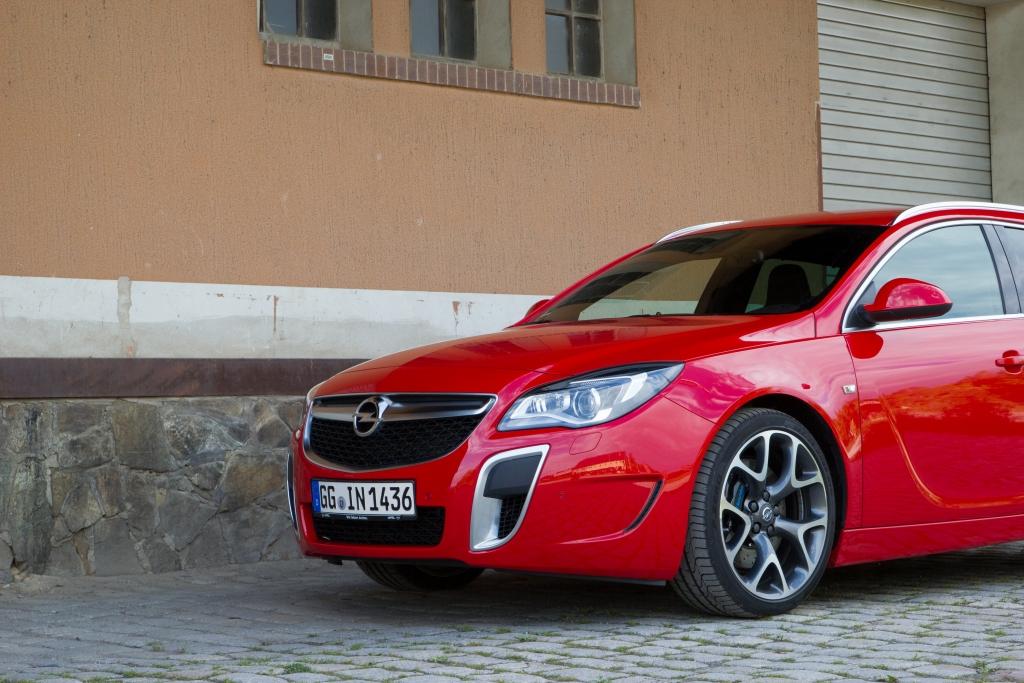 Test Opel Insignia Sports Tourer OPC – Sportlich und bequem