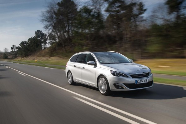 Test Peugeot 308 SW - Der Löwe hat Platz gemacht