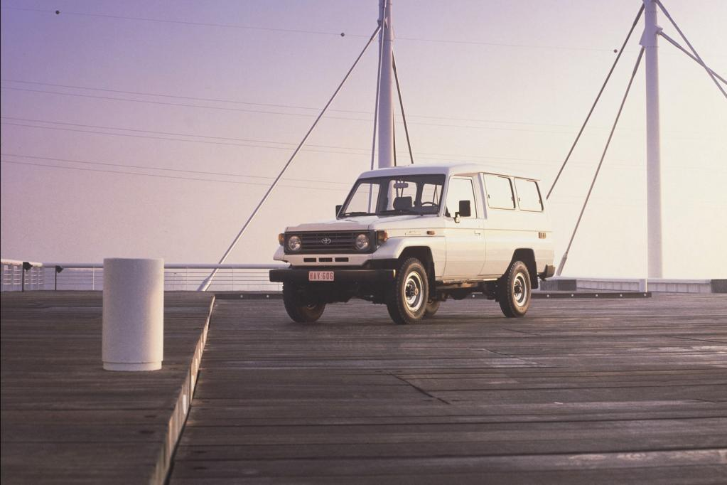 Toyota feiert Land Cruiser 70 mit einem Sondermodell
