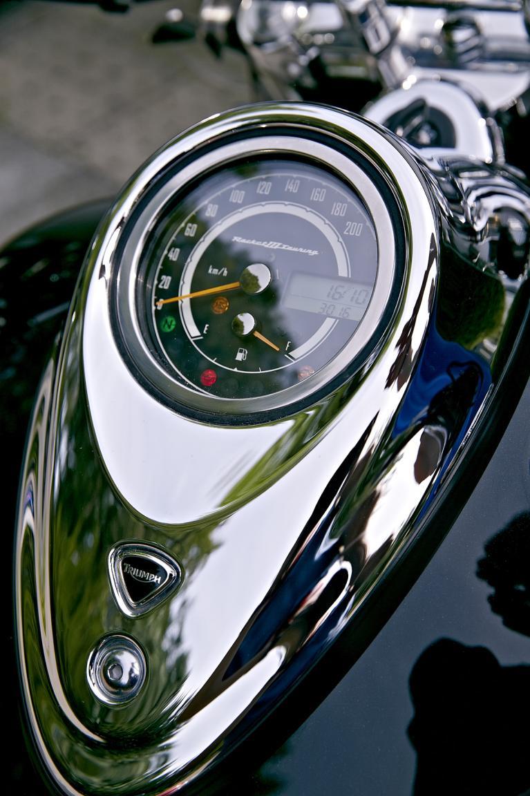 Triumph Rocket III Touring: Ende einer Legende