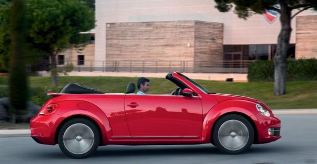 VW Beetle Cabriolet Sport: Luftikus mit Kultstatus