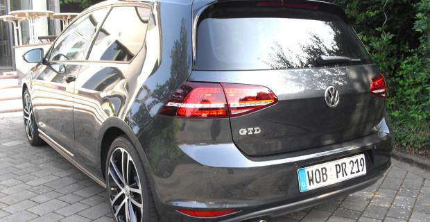 Auto im Alltag: VW Golf GTD 2.0 TDI