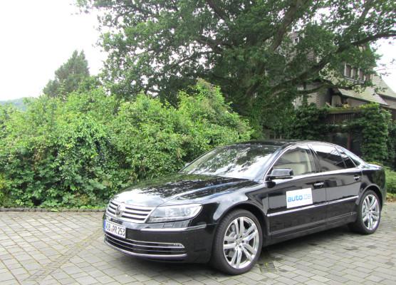 Auto im Alltag: VW Phaeton V6 TDI 4Motion
