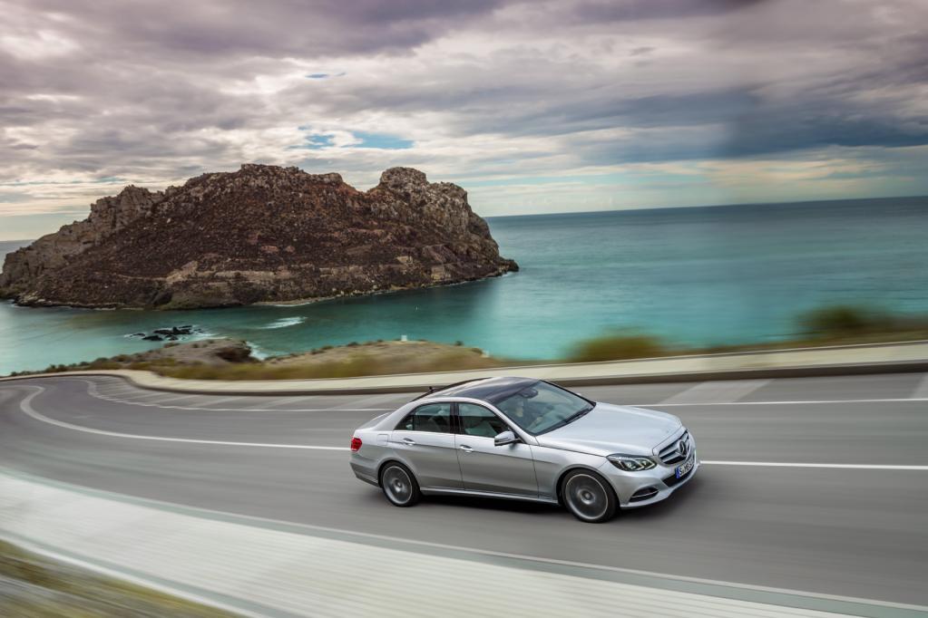 Vergleich: Zwei große Mercedes-Diesel im Test