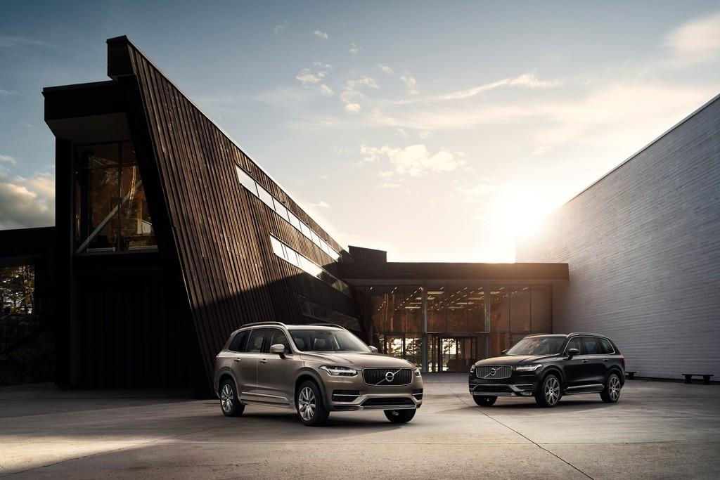 Volvo XC90 als Einführungsedition bestellbar