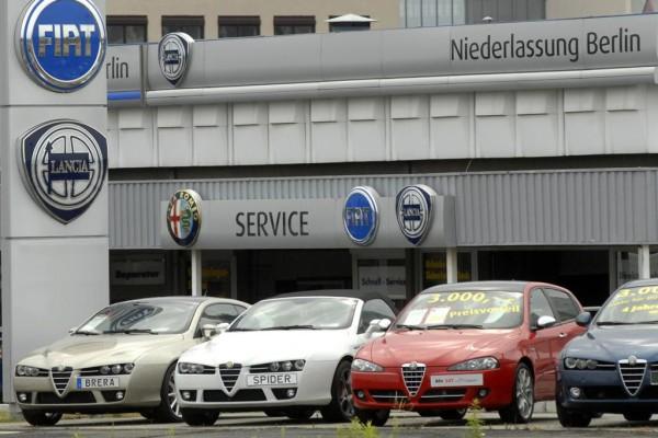Vorwurf: Fiat übergeht den Händlerverband
