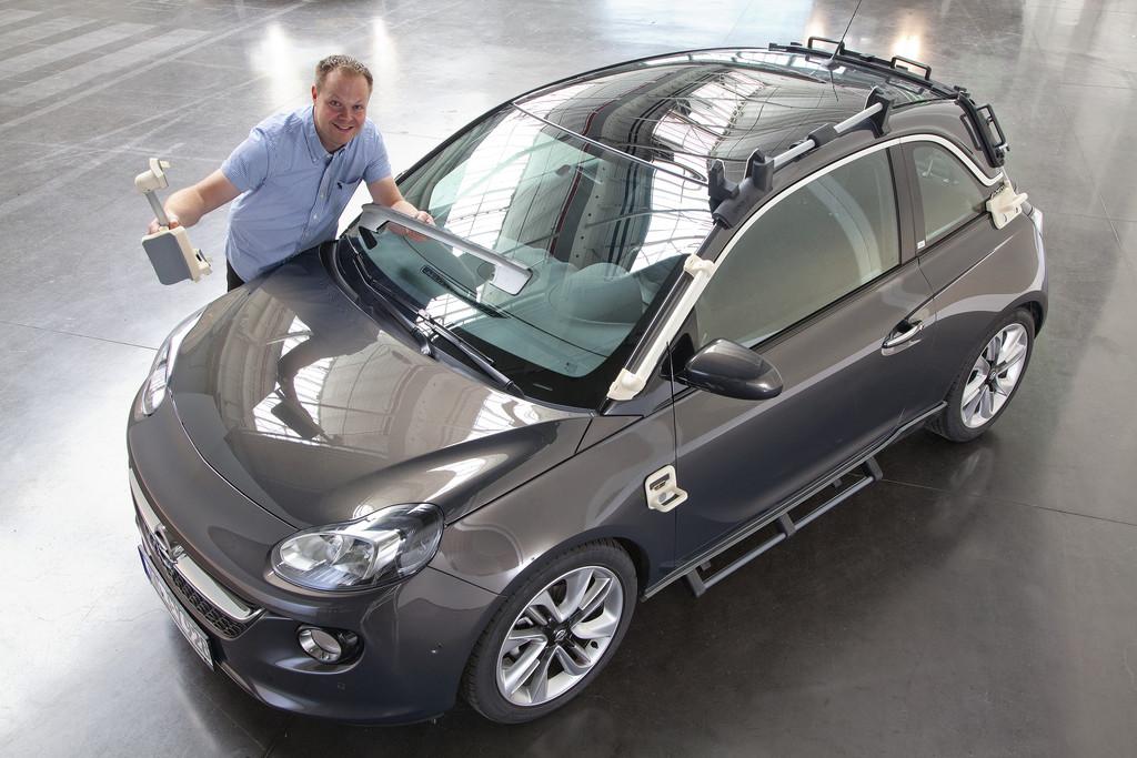 Werkzeuge aus dem 3D-Drucker machen Autobau bei Opel leichter