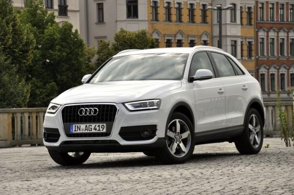 XXX Test Audi Q3 2.0 TDI – Es wird Zeit