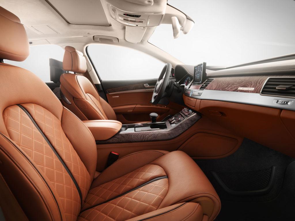 Audi A8L Innenraum