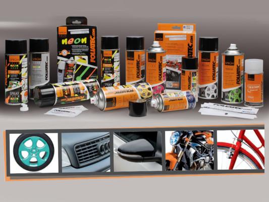 auto.de-Gewinnspiel: Sprüh Folien Sets von Foliatec.com in der Farbe Ihrer Wahl gewinnen