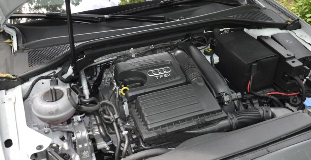 1.4-Liter TFSI-Motor von Audi