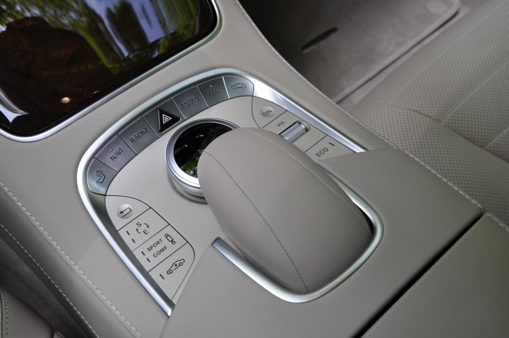 Test Mercedes S350 L – Ein echtes Erlebnis