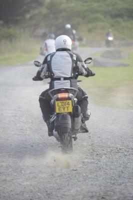 Allround-Motorradreifen
