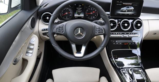 Test Mercedes C-Klasse – Der beste Benz