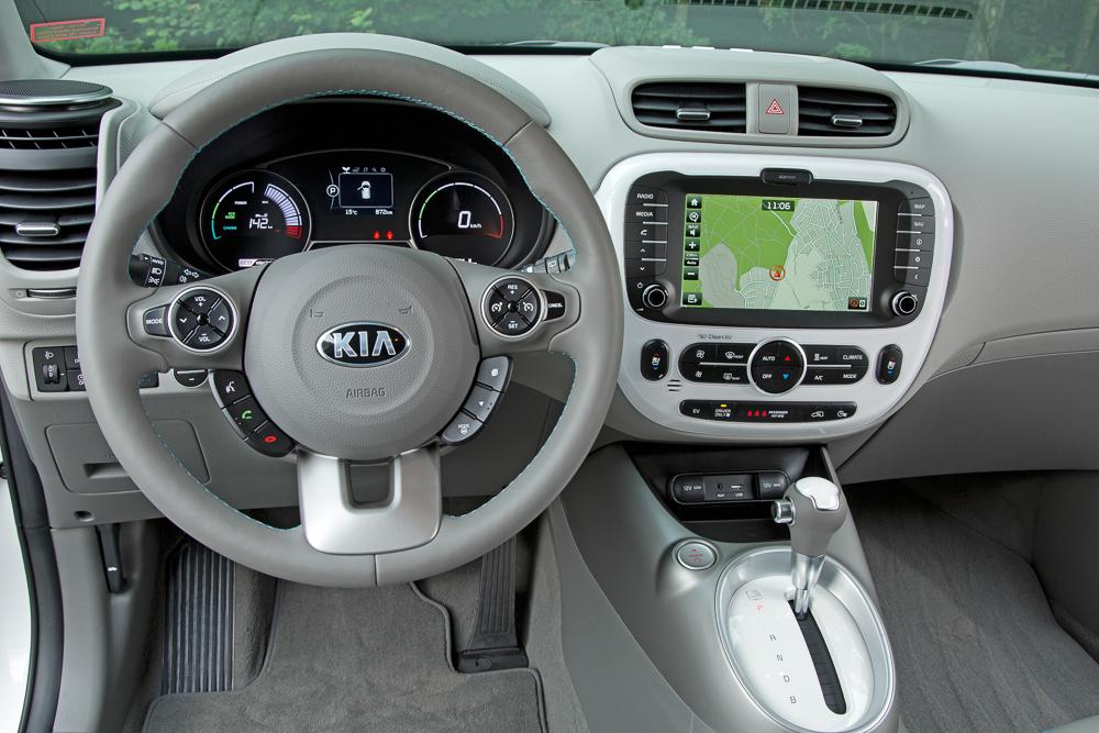 Kia Soul EV - Bis zum letzten Tropfen