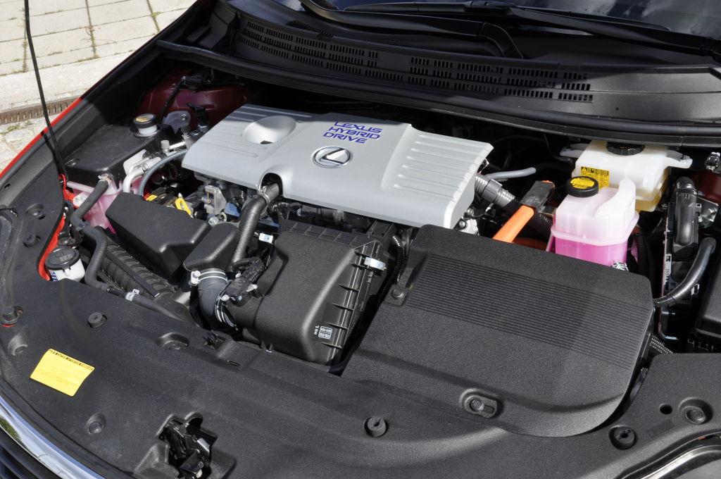 Test Lexus CT 200h