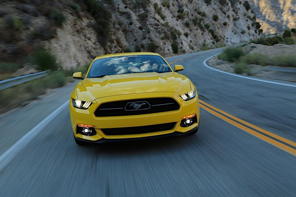 50 Jahre hat es gedauert, bis Ford seine längst weltbekannte Ikone demnächst auch außerhalb der US-Grenzen verkauft