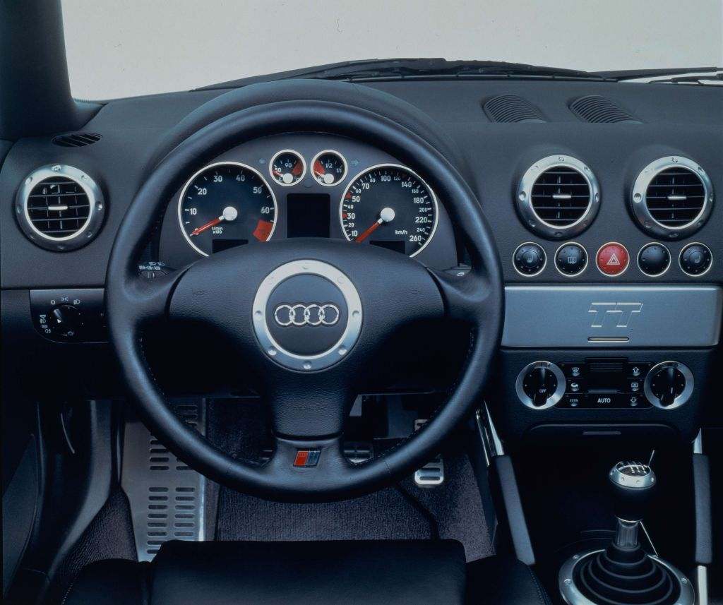 Audi TT Roadster Generation 1