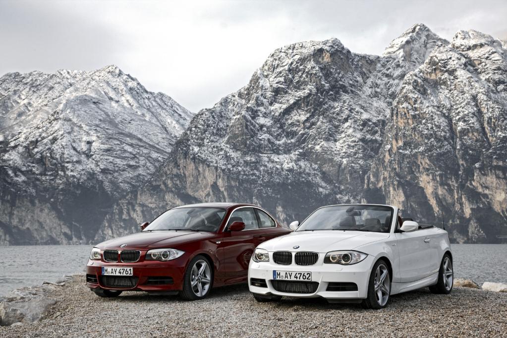 BMW 1er wird 10 Jahre alt
