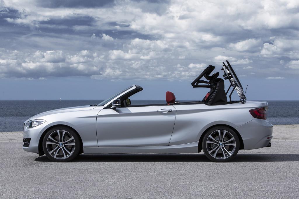 BMW 2er Cabrio: BMW lockt den nächsten Frühling