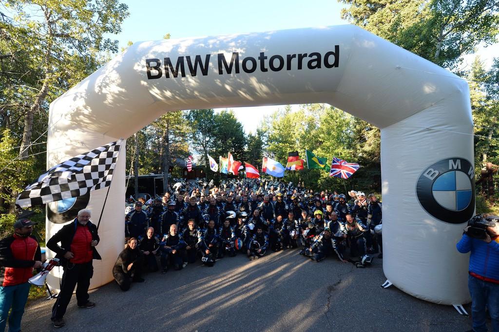 BMW-GS-Trophy: Zwei Polen und ein Tscheche waren nicht zu bremsen