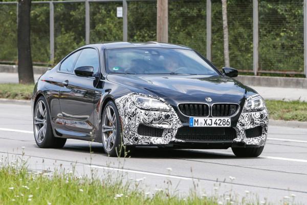 Erwischt: Erlkönig BMW M6