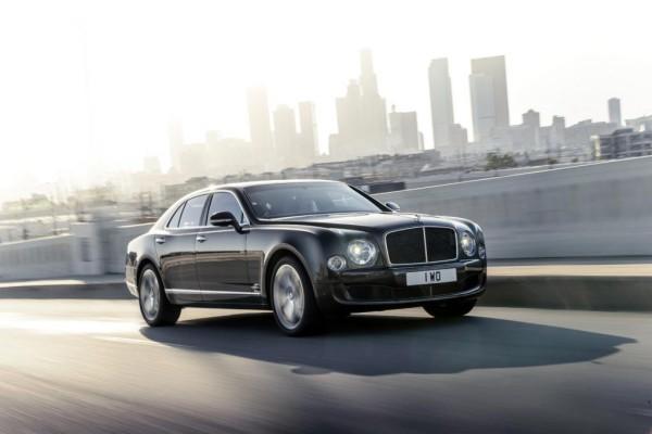 Bentley Mulsanne Speed: Der Name ist Programm
