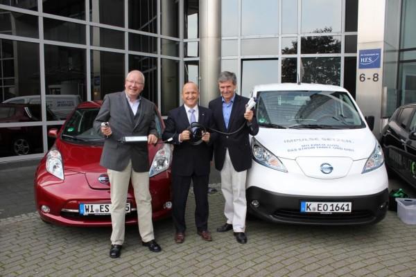 Carsharing: Rein elektrisch durchs Ruhrgebiet