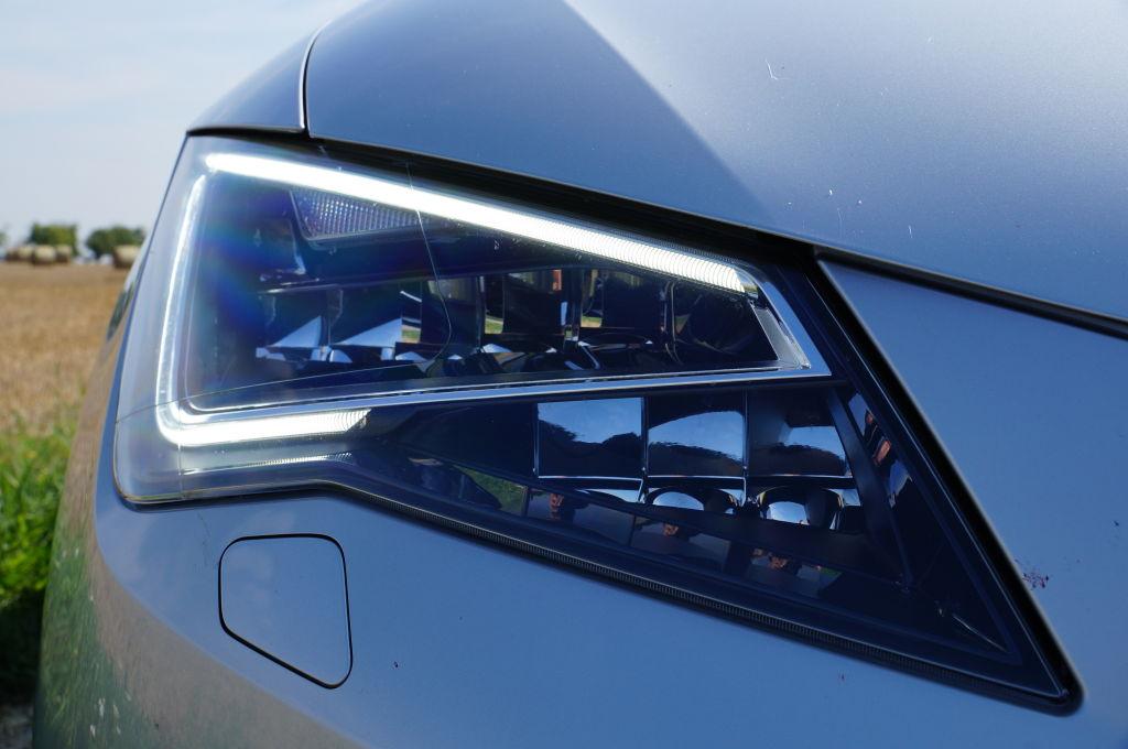 Test Seat Leon 1.4 ACT - Sparen, ohne es zu merken