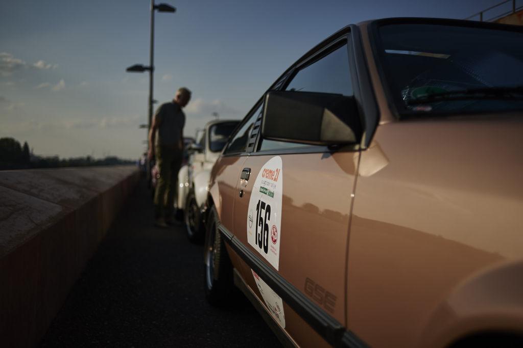 Youngtimer Rallye Creme 21