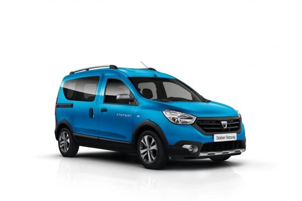 Dacia legt den Dokker in einer Stepway-Version auf