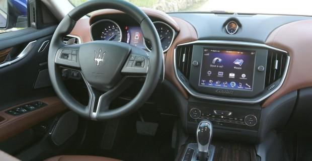 Test: Maserati Ghibli Diesel - Mythos mit Mängeln