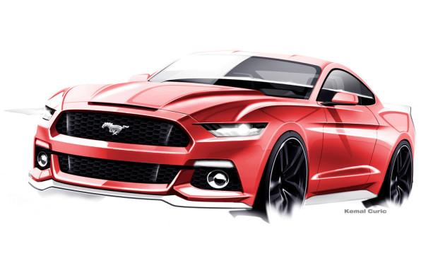 Das Design des Ford Mustang: Eine Frage des Stils